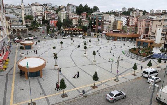 Rize Meydan Projesi