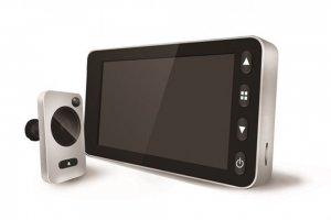 Mul-T-Lock LCD Ekranlı Elektronik Kapı Dürbünü