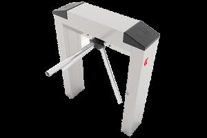 CRB 210s - Açılı Kapaklı Çift Ayaklı Slim Turnike